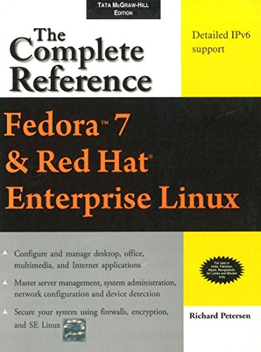 9780070659766: Red Hat Fedora Core 7 & Red Hat Enterprise Linux: The Complete Reference