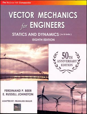 9780070659940: Vector Mechanics for Engineers