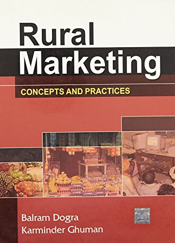 9780070660007: Rural Marketing