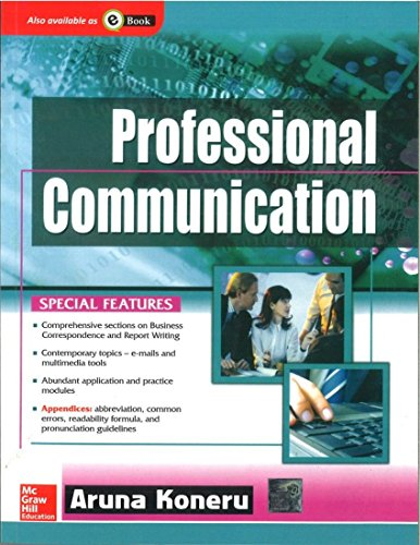 9780070660021: Professional Communication