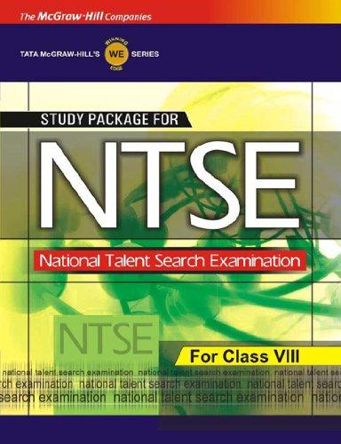 9780070660403: STUDY PACKGE FOR NTSE-VIII, 1ED