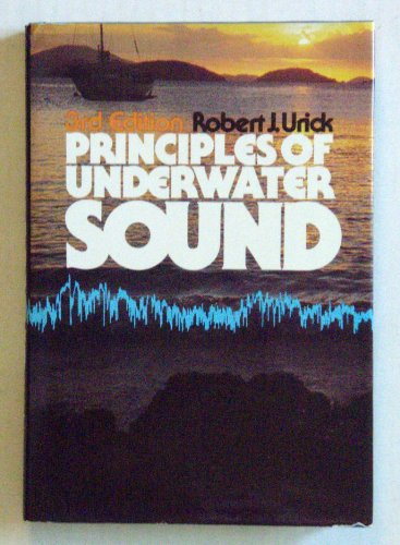 9780070660878: Principles of Underwater Sound