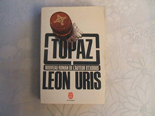9780070661028: Topaz: A Novel