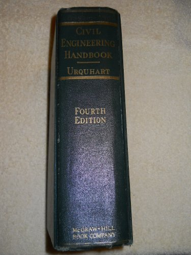 9780070661486: Civil Engineering Handbook