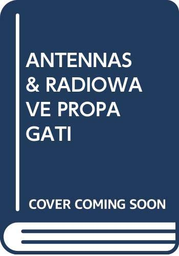 9780070661561: Antennas and Radio Wave Propagation