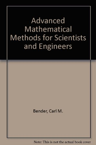 9780070661738: Advanced Mathematical Methods for Scientists and Engineers