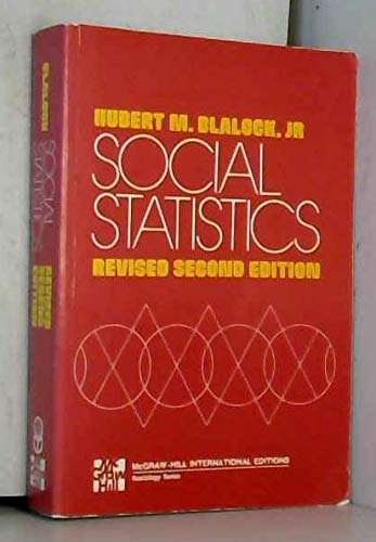 9780070661752: Social Statistics