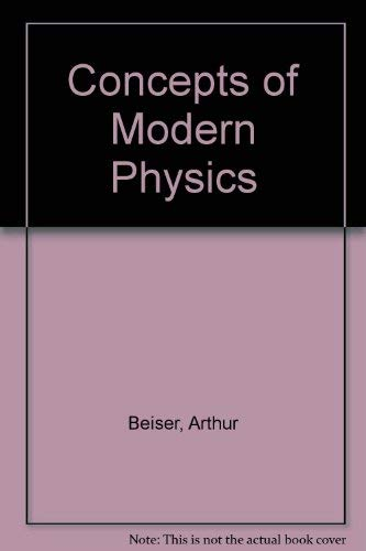 9780070661769: Concepts of Modern Physics