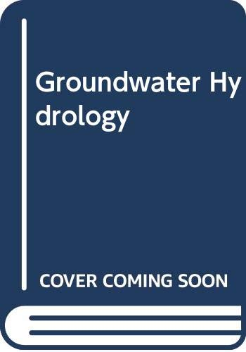 9780070661868: Groundwater Hydrology