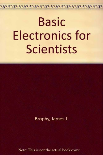 9780070662018: Basic Electronics for Scientists