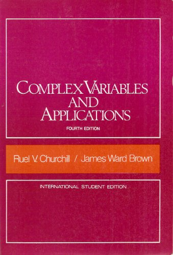 9780070662209: Complex Variables and Applications