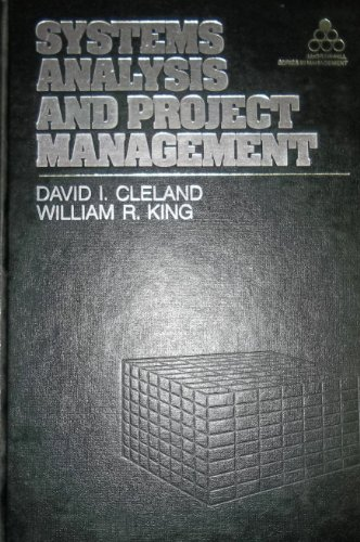 9780070662247: Systems Analysis and Project Management