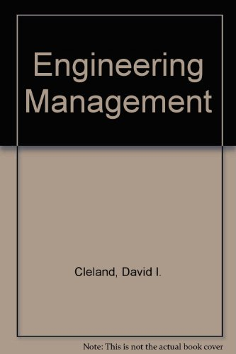 9780070662261: Engineering Management