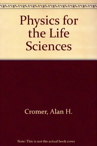 9780070662353: Physics for the Life Sciences