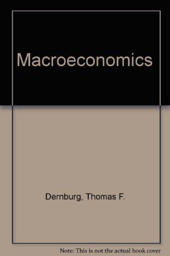9780070662537: Macroeconomics