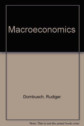 9780070662575: Macroeconomics