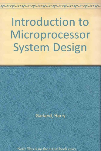 9780070662933: Introduction to Microprocessor System Design