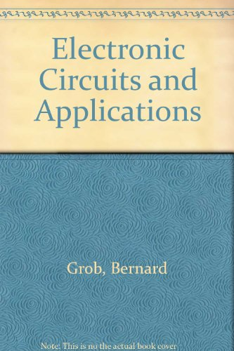 9780070663107: Electronic Circuits and Applications