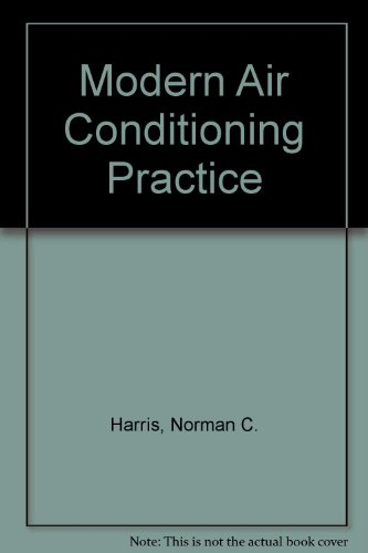 9780070663152: Modern Air Conditioning Practice