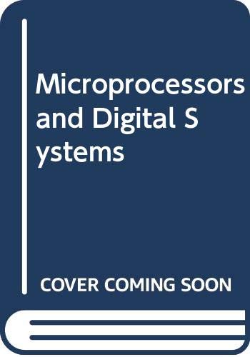 9780070663169: Microprocessors and Digital Systems