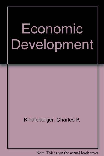 9780070663312: Economic Development