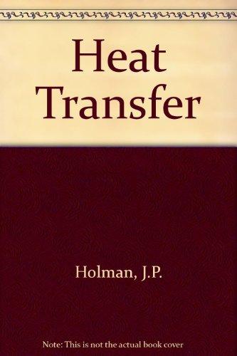 9780070663367: Heat Transfer
