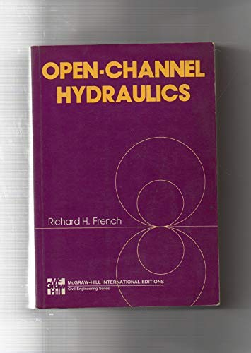 9780070663428: Open-channel Hydraulics
