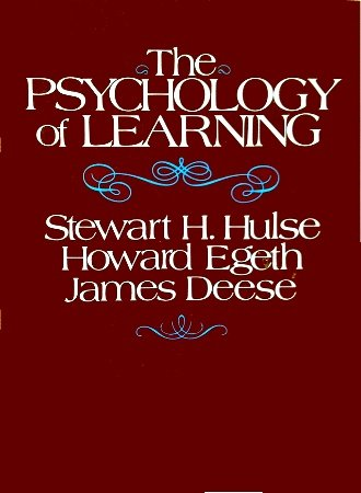 9780070663473: Psychology of Learning
