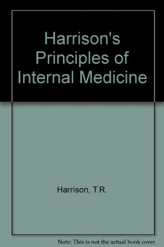 9780070663510: Harrison's Principles of Internal Medicine