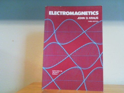 9780070663800: Electromagnetics 3rd edition