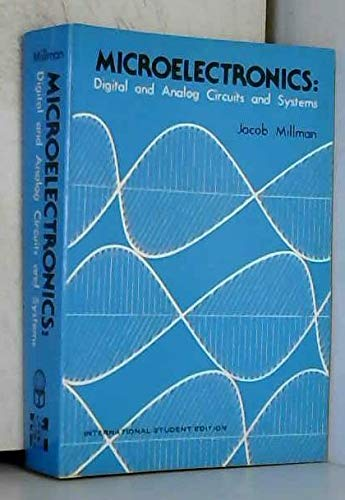 9780070664104: Microelectronics: Digital and Analog Circuits and Systems
