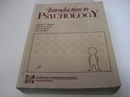 9780070664418: Introduction to Psychology