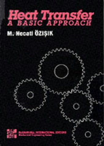 9780070664609: Heat Transfer: A Basic Approach