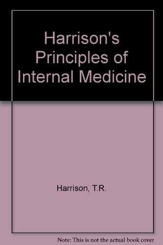 9780070664746: Harrison's Principles of Internal Medicine