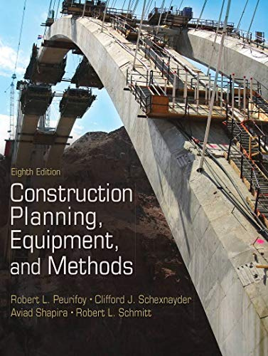 9780070664838: Construction, Planning, Equipment & Methods