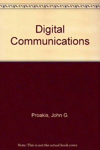 9780070664906: Digital Communications