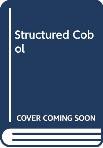 9780070665194: Structured Cobol