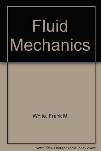 9780070665255: Fluid Mechanics