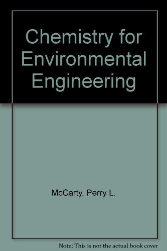 9780070665439: Chemistry for Environmental Engineering