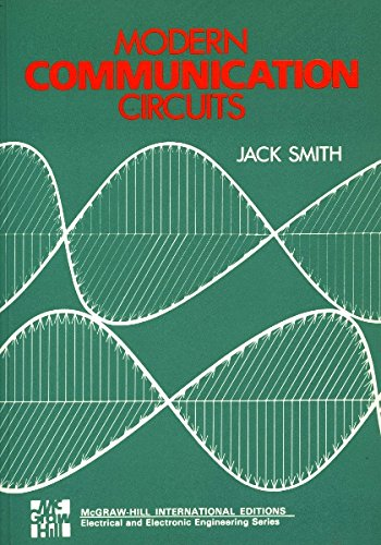 9780070665446: Modern Communication Circuits