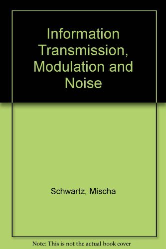 9780070665477: Information Transmission, Modulation and Noise