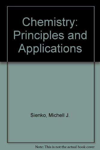 9780070665651: Chemistry: Principles and Applications