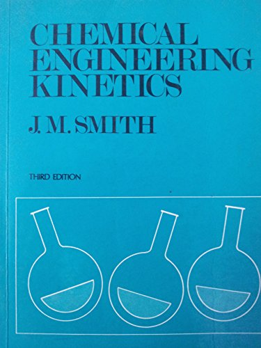 9780070665743: Chemical Engineerring Kinetics