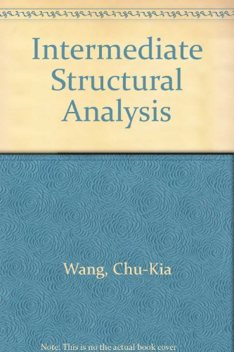 9780070666238: Intermediate Structural Analysis