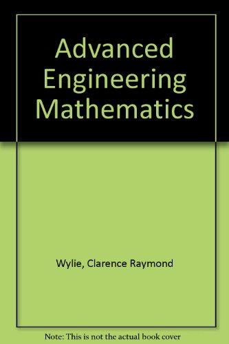 9780070666436: Advanced engineering mathematics