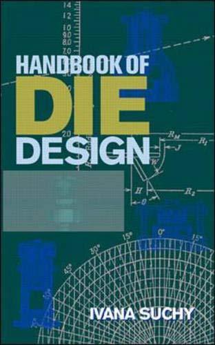 9780070666719: Handbook of DIE Design
