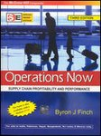 Operations Now, Third Edition (SIE): Byron J. Finch