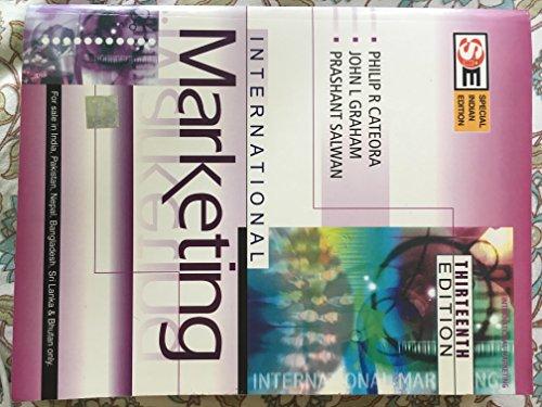International Marketing: Cateora