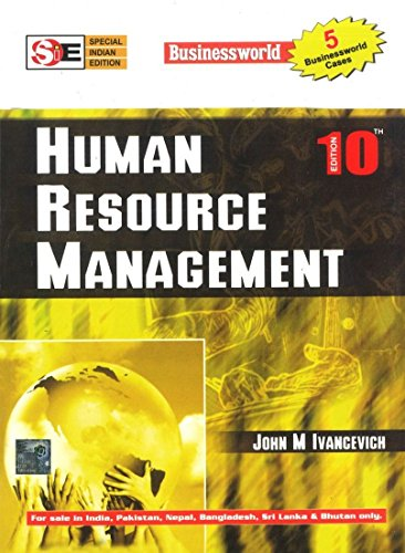 9780070667044: Human Resource Management