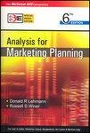 9780070667068: Analysis For Marketing Planning, 6E (Sie)